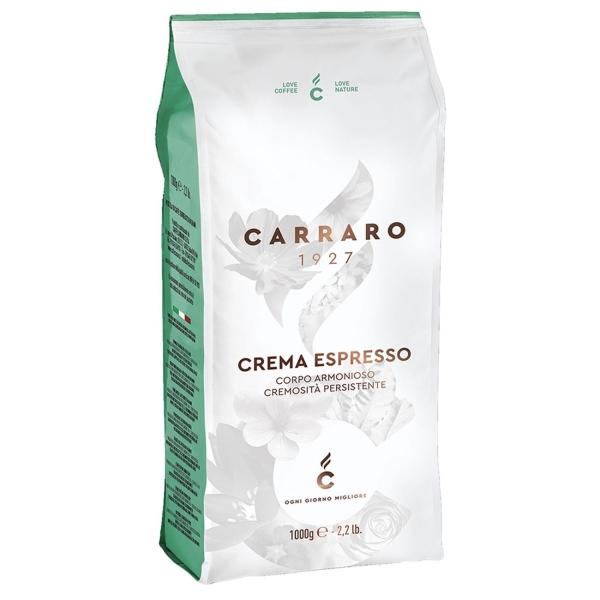 Кофе в зернах Caffe Carraro Crema Espresso 1000 г