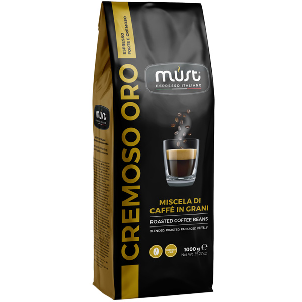 Кофе в зернах Must Cremoso Bar 1000 г