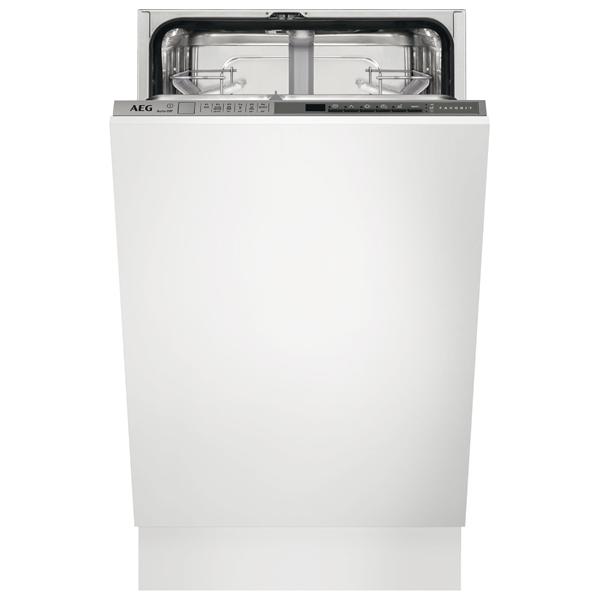 Встраиваемая посудомоечная машина 45 см AEG FSR62400P вентилятор напольный aeg vl 5569 s lb 80 вт