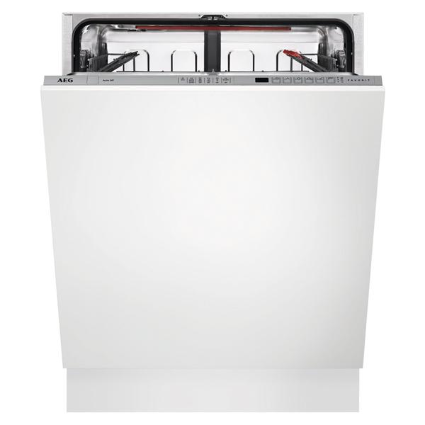 Встраиваемая посудомоечная машина 60 см AEG FSR63600P