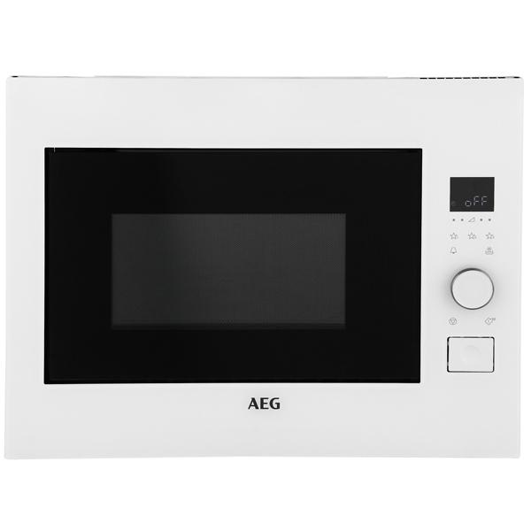 Встраиваемая микроволновая печь AEG MBE2658S-W вентилятор напольный aeg vl 5569 s lb 80 вт