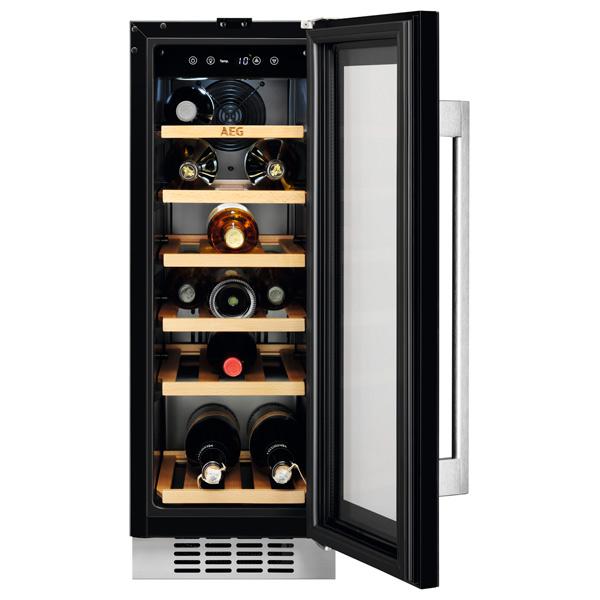 Встраиваемый винный шкаф AEG
