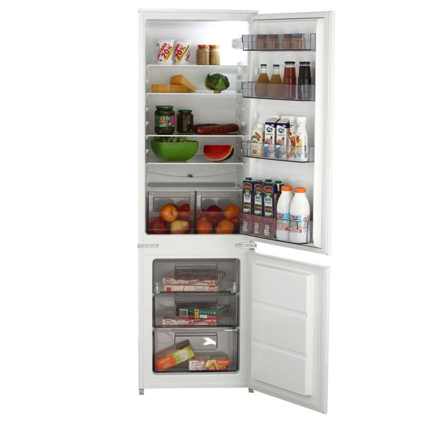 AEG, Встраиваемый холодильник комби, SCR41811LS