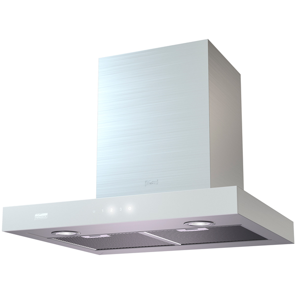 Вытяжка 60 см Krona Paola 600 Inox/White sensor вытяжка krona kamilla sensor 600 inox white glass