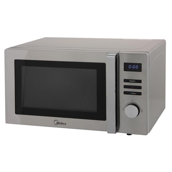 Микроволновая печь с грилем и конвекцией Midea