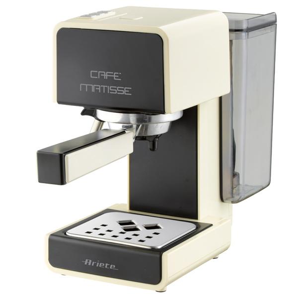 Кофеварка рожкового типа Ariete 1363 Matisse Beige