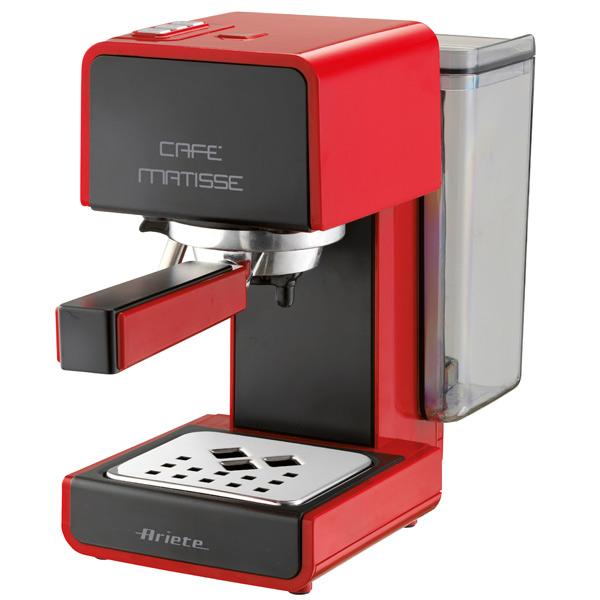 Кофеварка рожкового типа Ariete 1363 Matisse Red ariete retro 1388a red