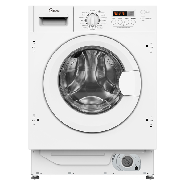 Midea, Встраиваемая стиральная машина, WMB6121