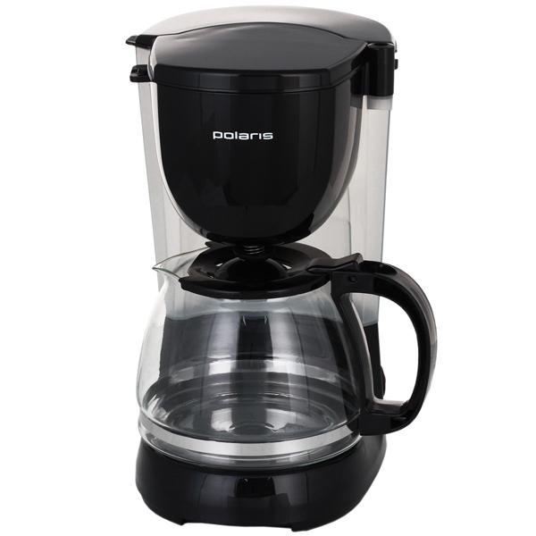 Кофеварка капельного типа Polaris PCM 1214 кофеварка капельного типа polaris pcm 1211 black green