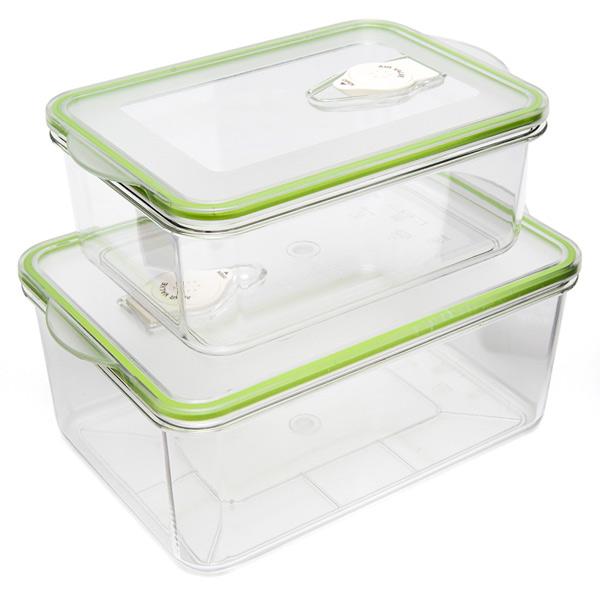Контейнер для вакуумного упаковщика Kitfort Набор контейнеров KT-1500-01