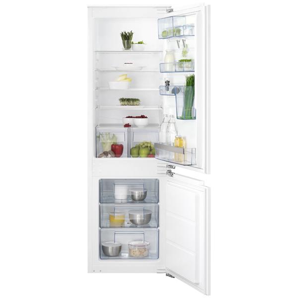 AEG, Встраиваемый холодильник комби, SCS61800FF