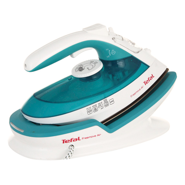 Утюг Tefal Freemove Air FV6520E0 (Беспроводной) утюг tefal fv6520 fremove air
