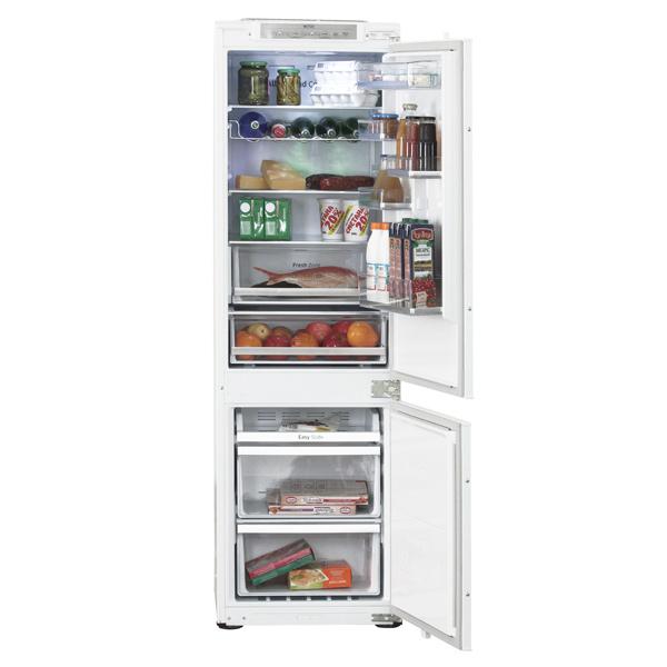 Встраиваемый холодильник комби Samsung BRB260030WW холодильник samsung rs4000 с двухконтурной системой twin cooling 569 л