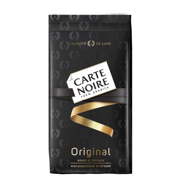 Кофе в зернах Carte Noire Original 800 г. кофе carte noire карт нуар молотый велюр арабика 250г пакет франция