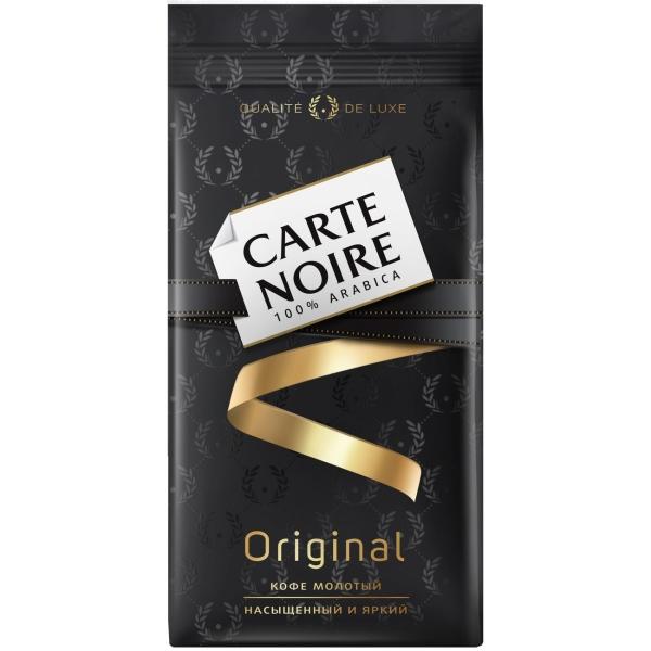 Кофе молотый Carte Noire Original 230 г.