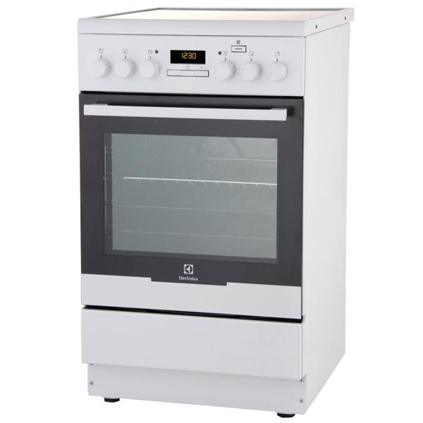 Электрическая плита (50-55 см) Electrolux EKC95491MW