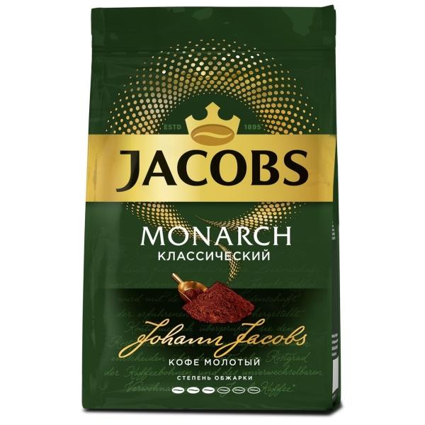 Кофе молотый Jacobs Monarch классический 70 г.