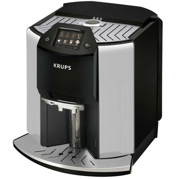 Кофемашина Krups Quattro Force Barista EA907D31 кофе машина krups ea 891110