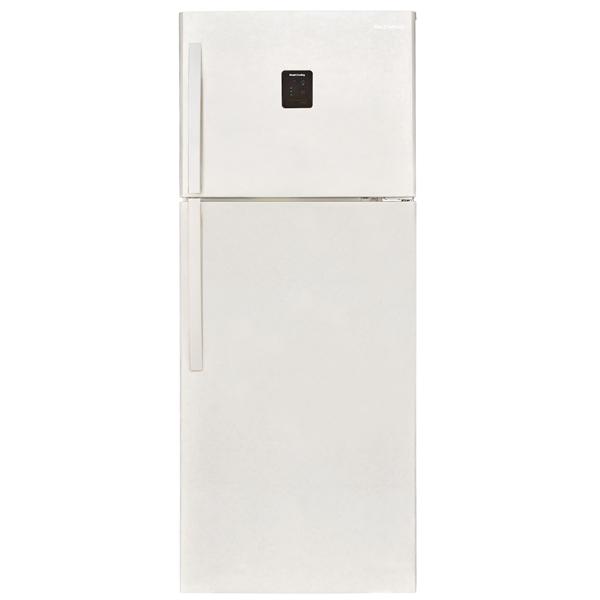 Холодильник с верхней морозильной камерой широкий Daewoo