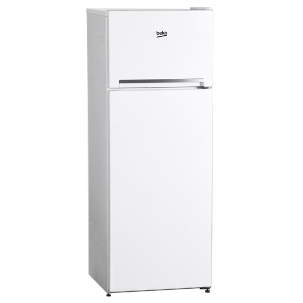 Холодильник с верхней морозильной камерой Beko RDSK240M00W