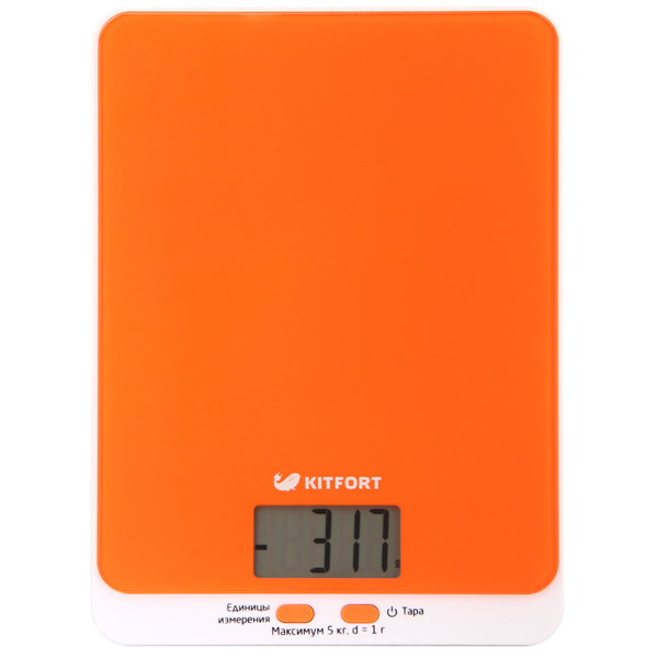 Весы кухонные Kitfort