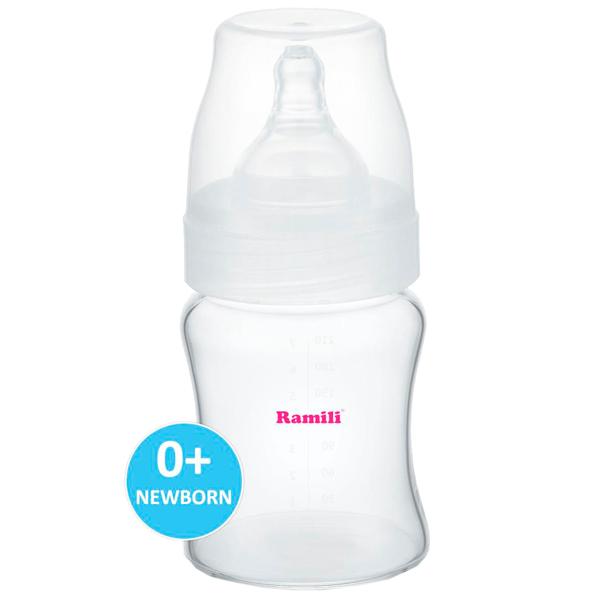 Детская бутылочка Ramili Baby AB2100 0,21л