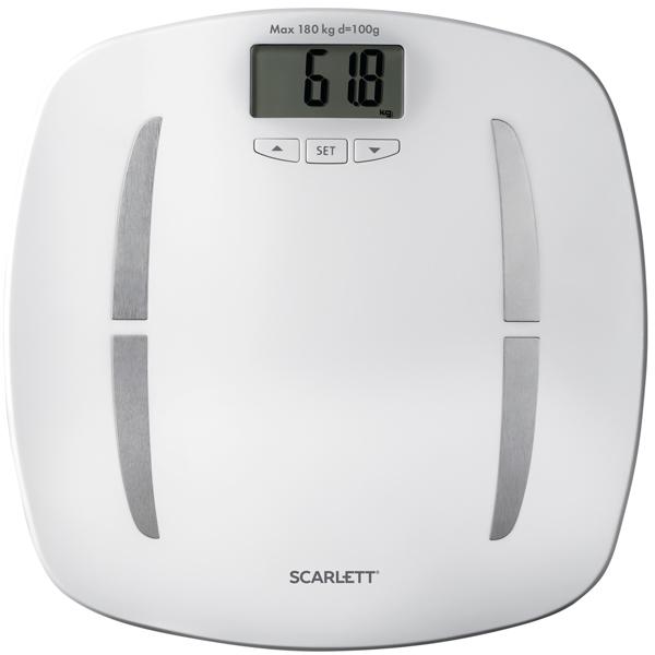 Весы напольные Scarlett — SC-BS33ED80