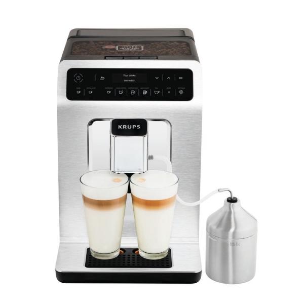 Кофемашина Krups Quattro Force Evidence EA891C10 кофе машина krups ea 891110