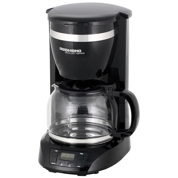 Кофеварка капельного типа Redmond RCM-1510 кофеварка redmond rcm 1508s 550вт 0 6л