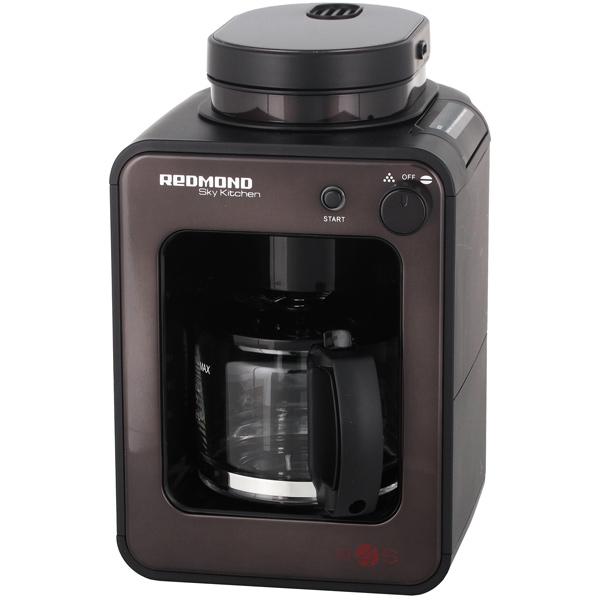 Кофеварка капельного типа Redmond RCM-M1505S-E кофеварка redmond rcm m 1509 s skycoffee