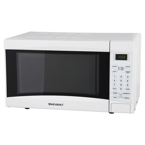 Микроволновая печь соло Shivaki SMW2030EE