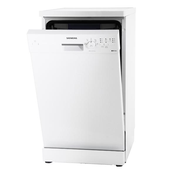 Посудомоечная машина (45 см) Siemens iQ100 SR215W01NR стиральная машина siemens wm 10 n 040 oe