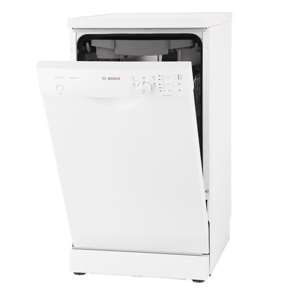 Bosch, Посудомоечная машина (45 см), SilencePlus SPS25FW10R
