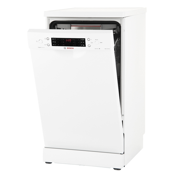 Посудомоечная машина (45 см) SuperSilence Bosch SPS66XW11R