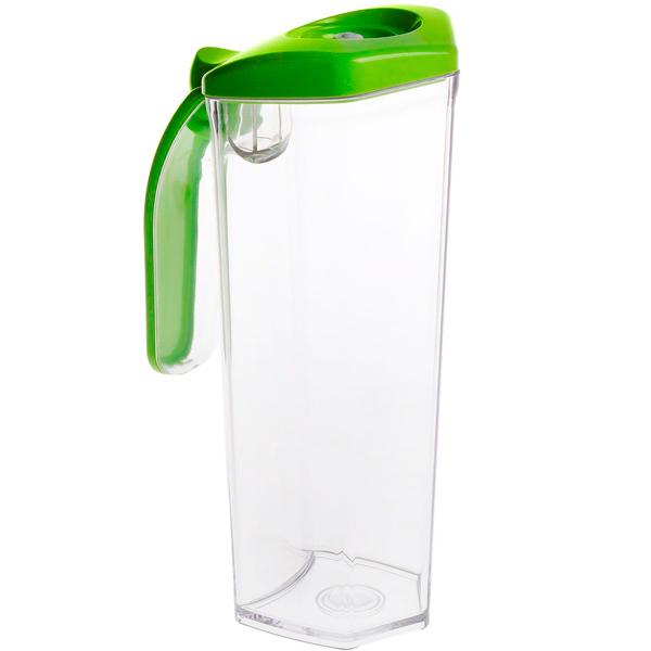 Контейнер для вакуумного упаковщика Status Кувшин JUG 1 Green
