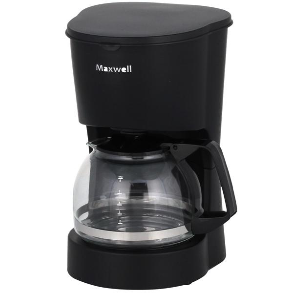 Кофеварка капельного типа Maxwell MW-1657 BK