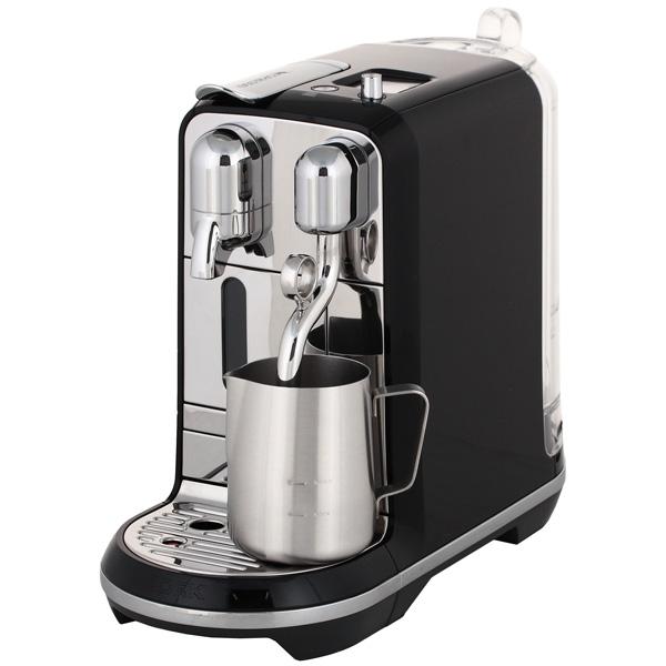 Кофемашина капсульного типа Nespresso Bork Creatista C730 черная