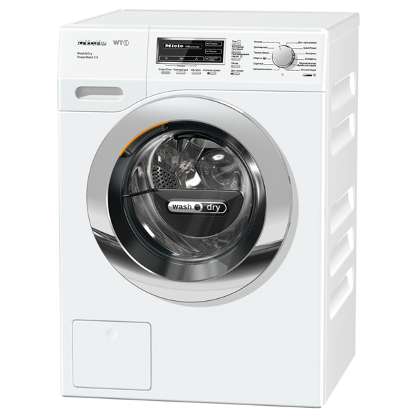 Стирально-сушильная машина Miele — WTF130WPM