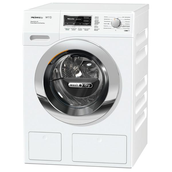 Стирально-сушильная машина Miele — WTZH130WPM