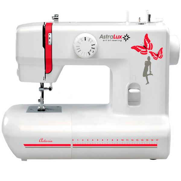 Швейная машина Astralux Astoria швейная машинка astralux 7350 pro series вышивальный блок ems700