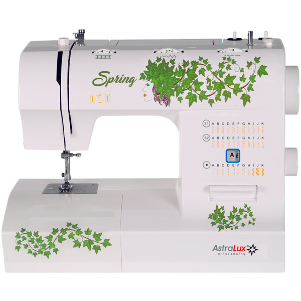 Astralux, Швейная машина, Spring