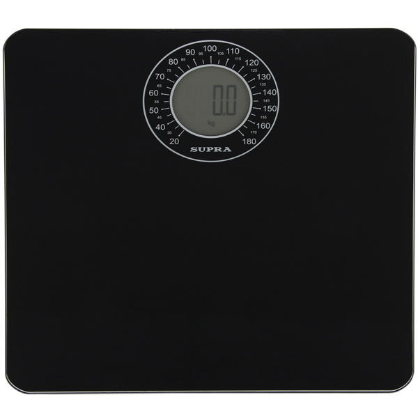 Весы напольные Supra BSS-9000 анна спектор большой иллюстрированный атлас анатомии человека
