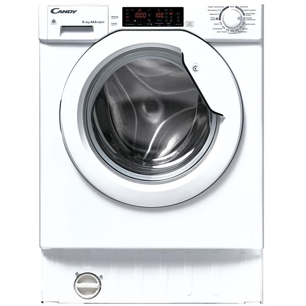 Candy, Встраиваемая стиральная машина, CBWD 8514TWH-07