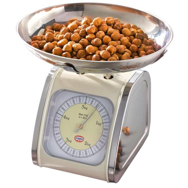 Весы кухонные Dr. Oetker