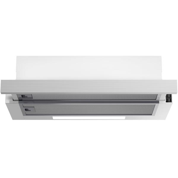 Вытяжка встраиваемая в шкаф 60 см Midea MH60P203X вытяжка встраиваемая в шкаф 60 см shindo maya sensor 60 1m b bg