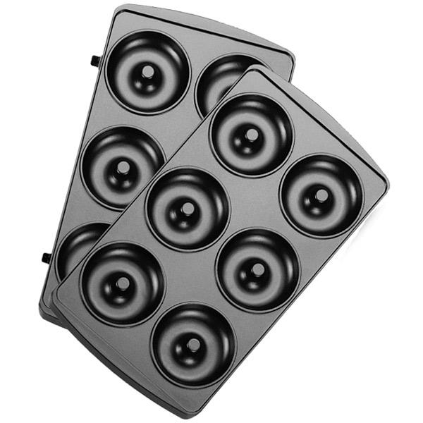 Сменные панели для мультипекаря Redmond RAMB-05 (пончик) сменные панели для мультипекаря redmond ramb 02 венские вафли