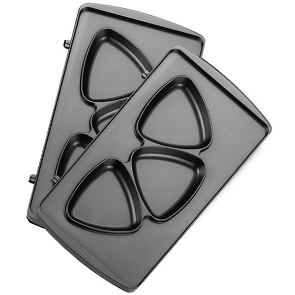 Сменные панели для мультипекаря Redmond RAMB-07 (треугольник) сменные панели для мультипекаря redmond ramb 02 венские вафли