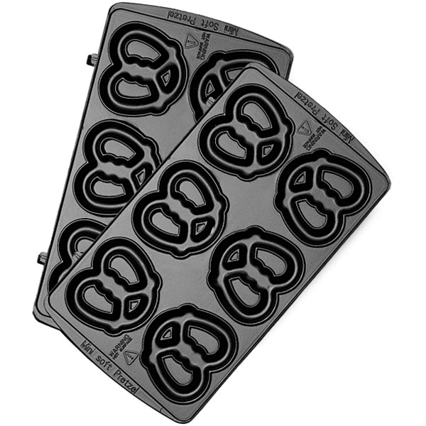 Сменные панели для мультипекаря Redmond RAMB-08 (малый крендель)
