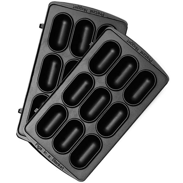 Сменные панели для мультипекаря Redmond RAMB-09 (палочки) сменные панели для мультипекаря redmond ramb 02 венские вафли