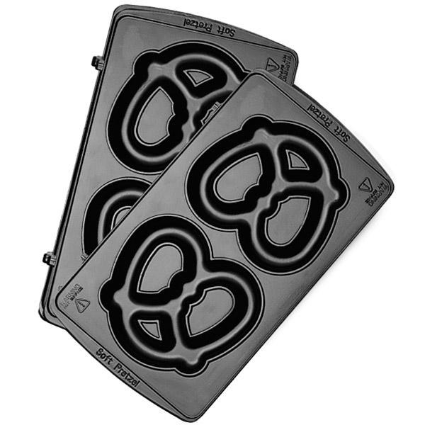 Сменные панели для мультипекаря Redmond RAMB-10 (крендельки большие)